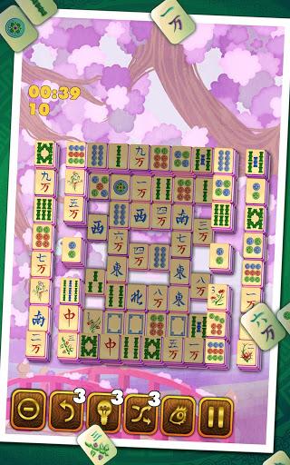 Mahjong Deluxe 12 تصوير الشاشة