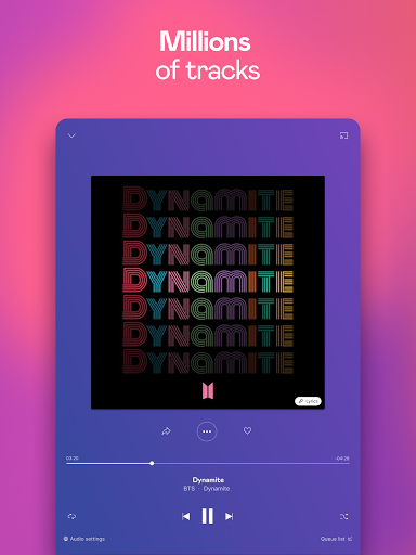 Deezer Music Player: Songs, Playlists & Podcasts screenshot 9
