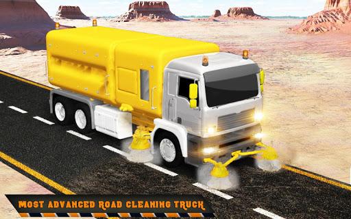 Highway Construction Road Builder 2020- Free Games screenshot 7