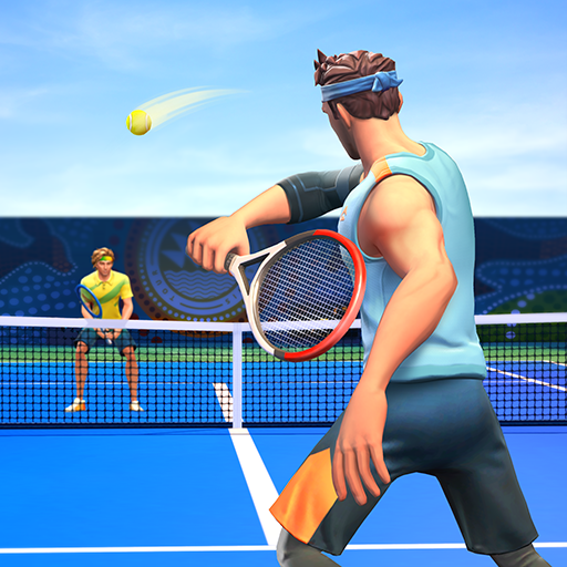 Tennis Clash: 1v1 Free Online Sports Game icon