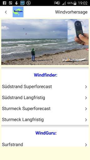 Borkum App für den Urlaub screenshot 5