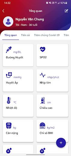 Sổ sức khỏe điện tử screenshot 7