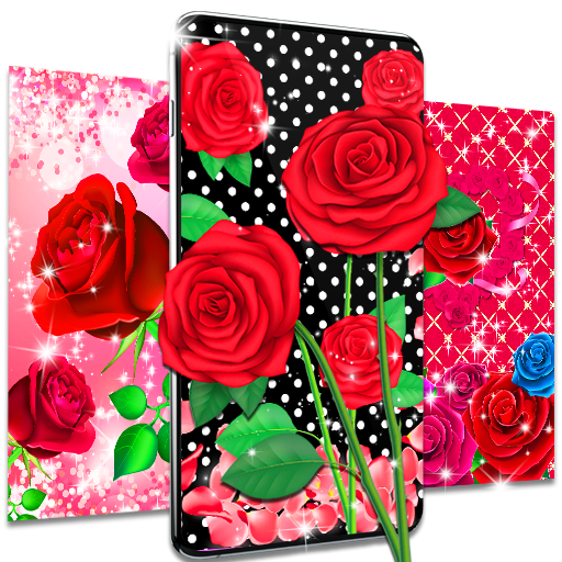 2020 Roses live wallpaper icon