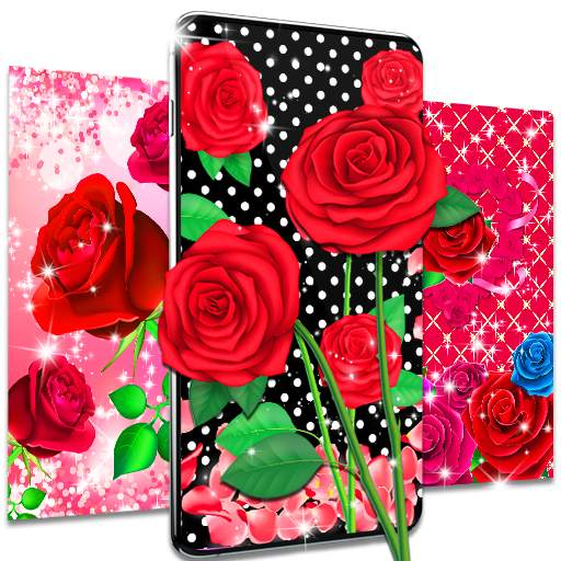 2021 Roses live wallpaper