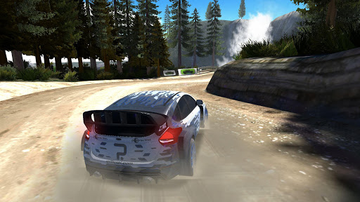 Rally Racer Dirt screenshot 1