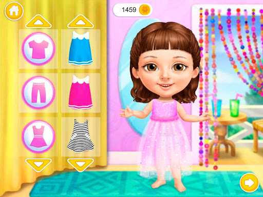 Sweet Baby Girl Cleanup 5 - Messy House Makeover 9 تصوير الشاشة