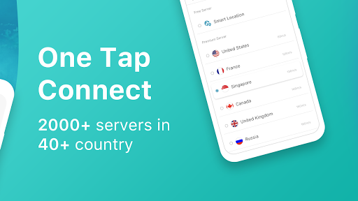 TikVPN - быстрый и безопасный VPN-прокси скриншот 2