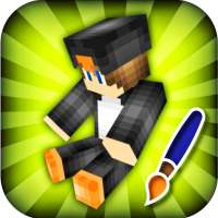 Skin Editor for Minecraft on 9Apps