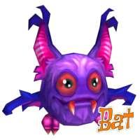 Talking friend.Pets lovely bat on 9Apps