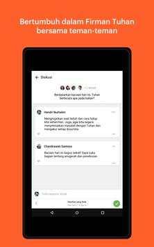 Alkitab Offline Gratis + Audio screenshot 11