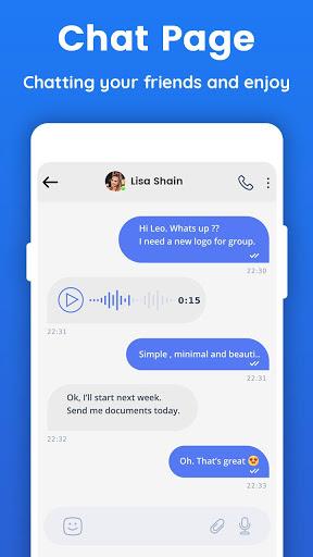 Lite for Facebook - Quick Chat for Messenger 6 تصوير الشاشة