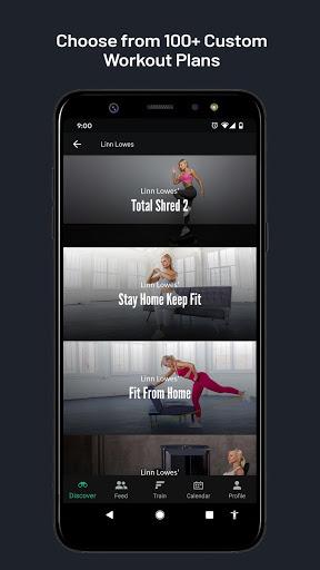 Fitplan: Home Workouts and Gym Training screenshot 2
