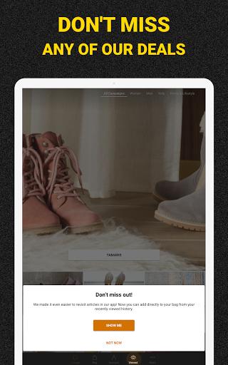 Zalando Lounge - Shopping Club screenshot 14