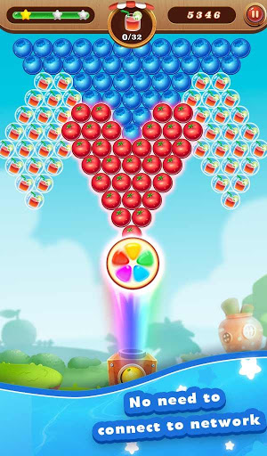 Shoot Bubble - Fruit Splash screenshot 10