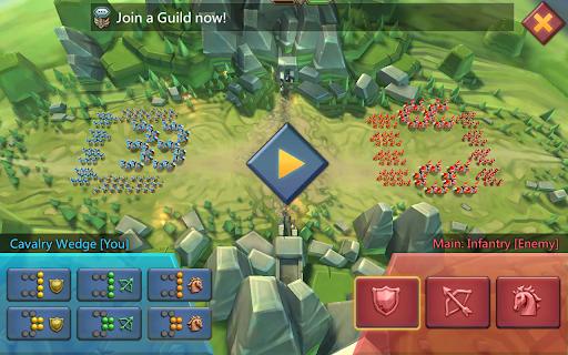 Lords Mobile: Kingdom Wars screenshot 7