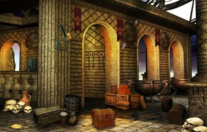 Escape Game Medieval Palace 3 تصوير الشاشة