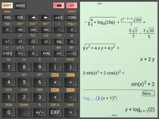 HiPER Scientific Calculator screenshot 14