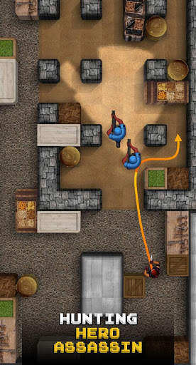 Hunter - Hero of assassin games screenshot 2