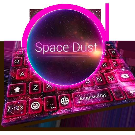 Spacedust Keyboard Theme icon