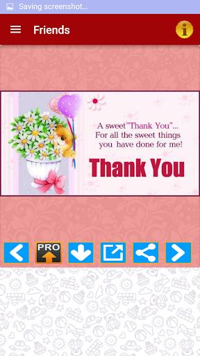 Thank You Greeting Card Images screenshot 5