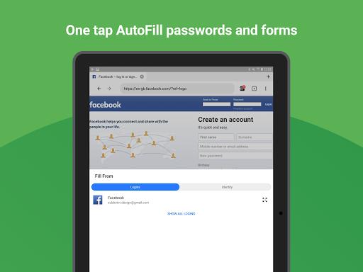 RoboForm Password Manager screenshot 14