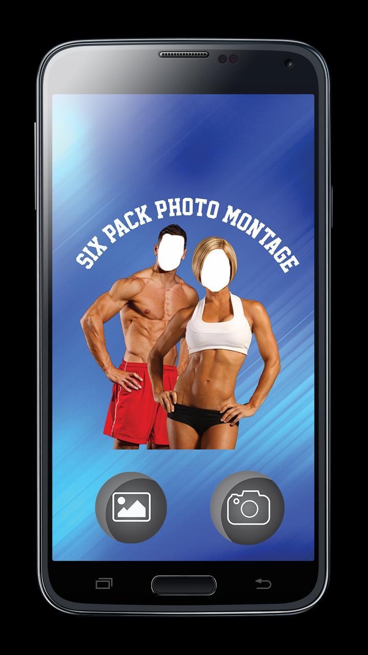 Six Pack Photo Editor screenshot 1