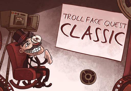 Troll Face Quest Classic screenshot 3