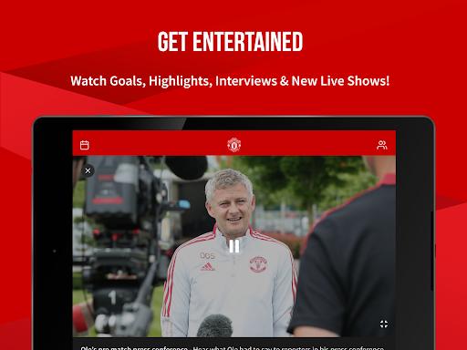Manchester United Official App screenshot 11
