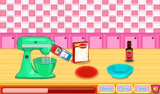 Memasak Kue Mangkok Es Krim screenshot 3