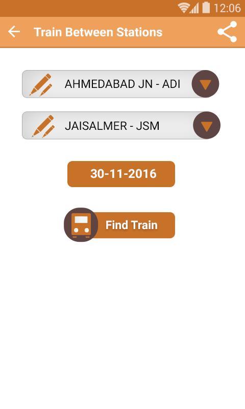 LIVE Railway Train Enquiry 6 تصوير الشاشة