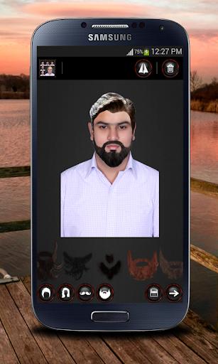Face Hair Changer Men-Women screenshot 8