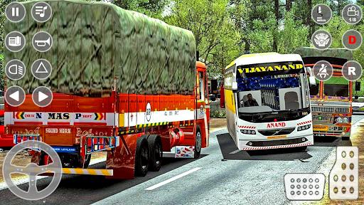 भारतीय कार्गो ट्रक चालक सिम 2k20: शीर्ष नए गेम स्क्रीनशॉट 2