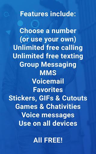 Nextplus Free SMS Text   Calls скриншот 14