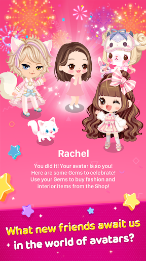 LINE PLAY - Our Avatar World screenshot 1