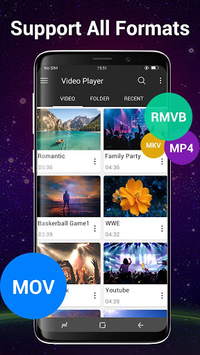 Video Player All Format for Android screenshot 4