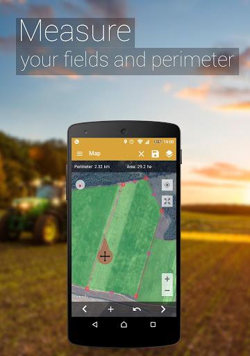 قياس منطقه الحقول 3 تصوير الشاشة