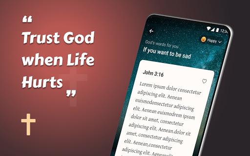 King James Bible (KJV) - Free Bible Verses   Audio screenshot 3