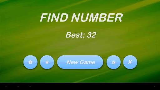 Find Number screenshot 1