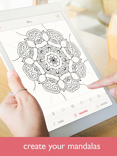 Colorfy: Free Coloring Games - Paint Color Book screenshot 4
