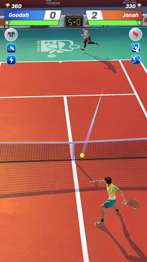 Tennis Clash: 1v1 Free Online Sports Game screenshot 2