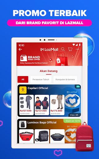 Lazada Indonesia Apikasi Belanja Online Terlengkap screenshot 13
