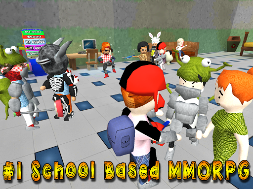 School of Chaos Online MMORPG screenshot 3
