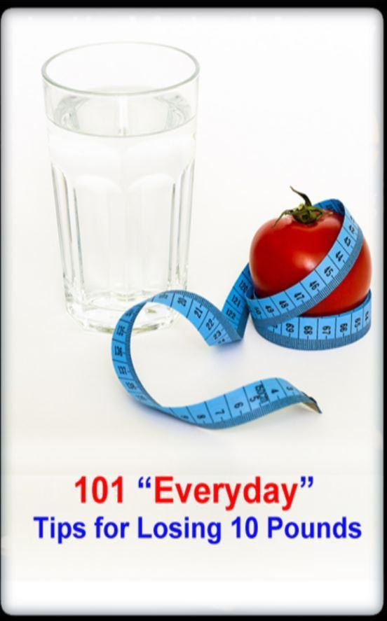 "weight loss 101""Everyday"" Tips 1 تصوير الشاشة"