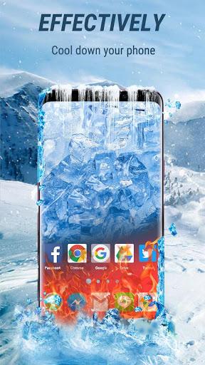 CPU Cooler - Cooling Master, Phone Cleaner Booster screenshot 6