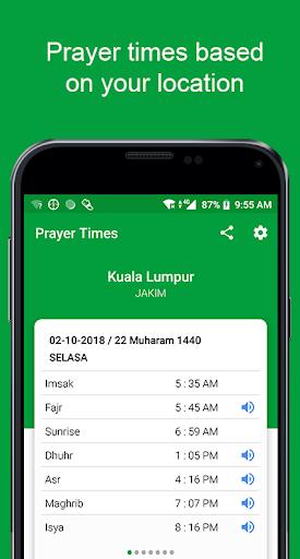 Los tiempos de oración screenshot 1