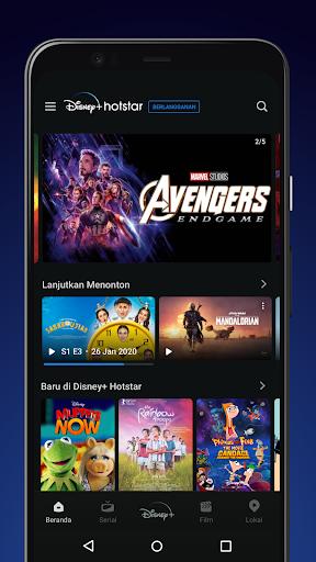 Disney  Hotstar screenshot 4