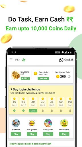 Earn free paytm cash daily | Free recharge screenshot 7