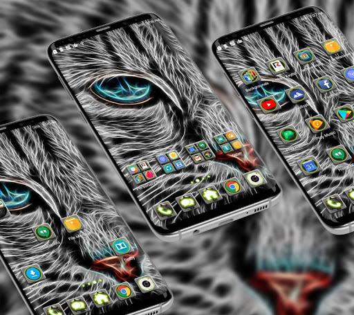 Cute Launcher 2021 5 تصوير الشاشة