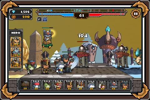 Cat War2 screenshot 5