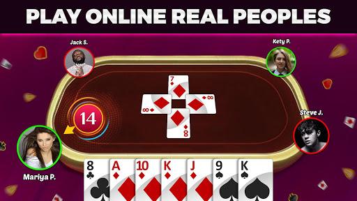 28 Card Game Multiplayer 3 تصوير الشاشة